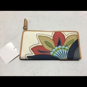 Relic Floral Wallet - NWT